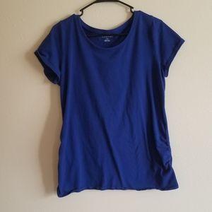 Dark blue Bumpstart short sleeve t shirt